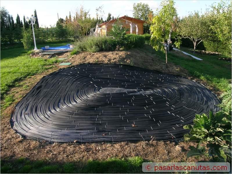 Bricolaje avanzado instalaci n experimental de agua for Coste hacer piscina