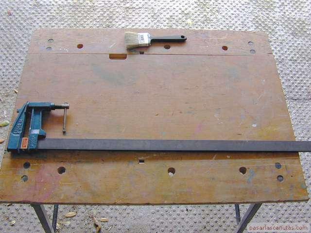 Bricolaje los sargentos o mordazas for Sargentos de madera
