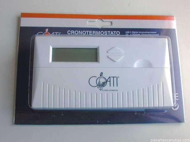 Instalar un crono termostato temporizador o programador - Termostato para calefaccion ...
